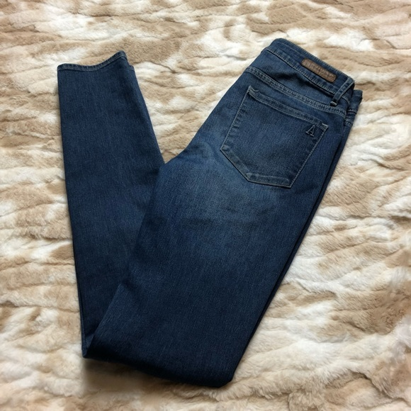 Articles Of Society Denim - Articles Of Society Women 25 Blue Skinny Jeans